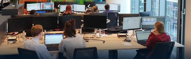 Biuro firmy korzystającej z programu do wystawiania elektronicznych wniosków urlopowych